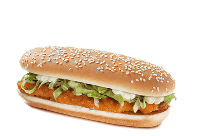 Spicy Chicken Fillet