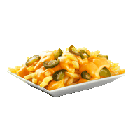 Cheddar Cheese Fries
