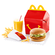 Happy Meal® Chicken MACDO®
